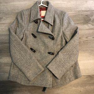 Grey Old Navy Coat